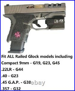ADE HG54-PLUS Green Pistol Laser Sight + Flashlight for EAA Witness 9mm Handgun