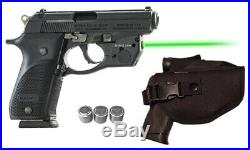 ARMA LASER TR29G Green SIGHT for Bersa Thunder 380 Thunder Plus with Laser Holster