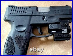 Ade Compact Green Laser Strobe Flashlight Combo Sight for Pistol Handgun HG55