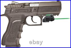 ArmaLaser GTO/FLX Finger Touch Green Laser Sight for Jericho 941, GTOGFLX70
