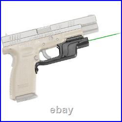 Armorwerx Green Laser Sight for Springfield Armory XD XDM HS2000 9mm. 40.45