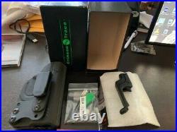 BRAND NEW Crimson Trace LG-443G-HBT Green Laser Sight with BladeTech IWB Holster