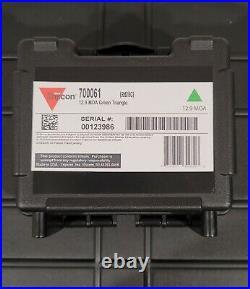 BRAND NEW! Trijicon RMR RM08G 12.9 MOA Dual-Illuminated Triangle Sight Green