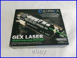 Barska 4th Generation GLX Green Laser Rifle Sight AU12148