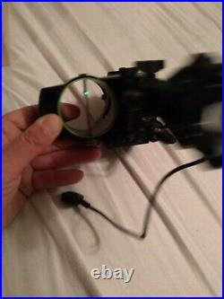 Burris Optics Oracle Laser Rangefinding Archery Bow Sight 300400