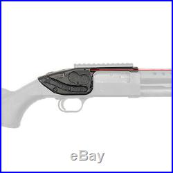 Crimson LaserSaddle Laser Sight Mossberg 500, 590 & Shockwave 12 Gauge Shotguns