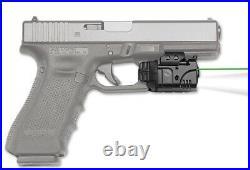 Crimson Trace CMR-204 Green Rail Master Pro Universal Laser Sight/Tactical Light