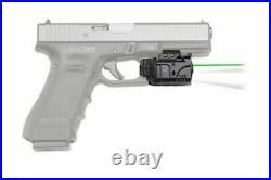 Crimson Trace CMR-204 Rail Master Pro Green Laser & LED Light Combo Sight