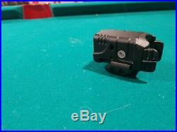 Crimson Trace CMR-204 Rail Master Pro Universal Green Laser Sight & Tactical Li