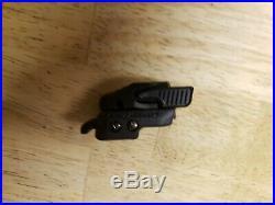 Crimson Trace CMR-206 Rail Master Green Laser Sight Black
