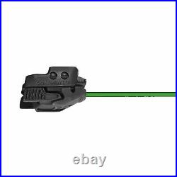 Crimson Trace CMR-206 Rail Master Green Laser Sight Black Never Used