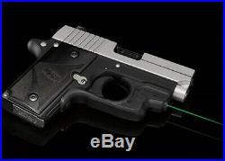 Crimson Trace GREEN LaserGuard Laser Sight + Holster For Sig Sauer P238/P938