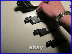 Crimson Trace LG-452 GREEN LaserGuard for Full-Size and Compact Glocks Gen 3 & 4