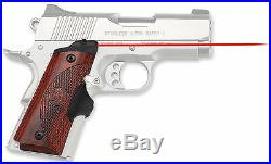 Crimson Trace LG-902 Master Series Laser Sight Rosewood for 1911 Compact