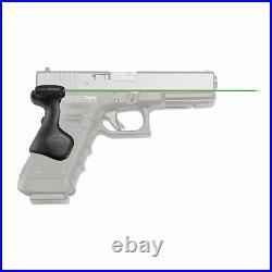 Crimson Trace LaserGrip Green Laser Sight for GLOCK Gen 3 Full-Size Pistols