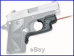 Crimson Trace LaserGuard Sight Sig Sauer P238 LG-492