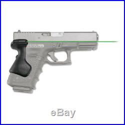 Crimson Trace Lasergrips Glock Green Laser Sight Lg-639g