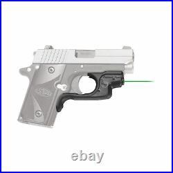 Crimson Trace Laserguard Green Laser Target Sight Sig Sauer P238/p938 Lg-492g