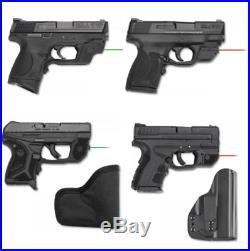 Crimson Trace Laserguard Laser Trigger Guard Pistol Handgun Sight & Holster