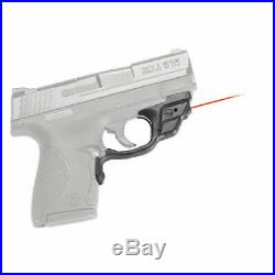 Crimson Trace Laserguard Red Laser Sight For Smith & Wesson Shield 9mm 40 LG-489
