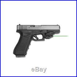 Crimson Trace Rail Master Green Laser Sight, Black, Universal Fit Cmr-206
