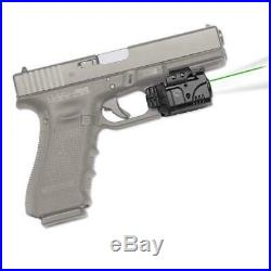 Crimson Trace Rail Master Pro Universal Green Laser Sight and Tactical Light