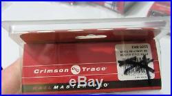 Crimson Trace Rail Master Pro Universal Red Laser Sight & Tactical Light CMR-205