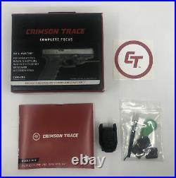 Crimson Trace Rail Master Universal Green Laser Sight CMR-206