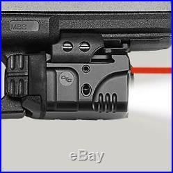 Crimson Trace Rail Master Universal Red Laser Sight with 100 lumen LED White Light