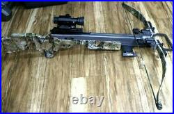 Excalibur Vortex Crossbow with redfield laser sight & red/green dot scope