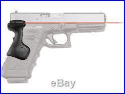 Fits Glock 17 22 31 34 BLACK Polymer Crimson Trace Lasergrips Laser Sight LG637