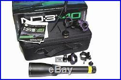 Genetics ND3 x40 Green Laser Designator with Mount Sights Scope Free Shipping