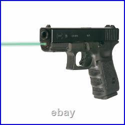 Guide Rod Green Laser Sight Fit Gen1-3 Glock19-23-32-38 Ambi On-Off Switch