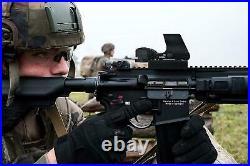 Gun Sight Reflex Dot Laser Scope Optics Rifle Shotgun Firearm Red Green Small