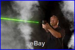 HiLight PIRG Pistol Green Laser Sight USB Rechargeable Battery IR Sensor Switch