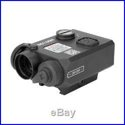 HoloSun LS321G-IR Green Laser Sight Rail Mounted IR Illuminator QD Mount