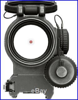 Holosun 1x30 Red Dot & Green Laser, Black, HS401G5 Red Dot Sight