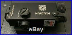 Holosun Compact Green Laser Sight Black LS117G