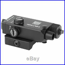 Holosun Compact Red Laser Sight, Black, Small, LS117R Laser Sights