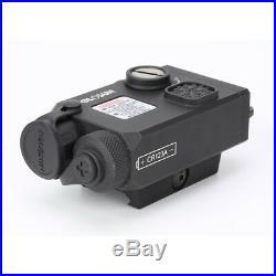 Holosun Green Laser Sight Ca Visible IR Illuminator Remote Switch LS221G&IR