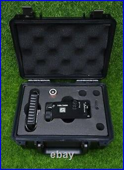 Holosun Green Laser Sight with QD Quick Detach Weaver-Style Mount LS117G