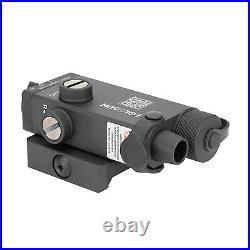 Holosun LS117G Class IIIA Visible Green Laser Sight + Batteries & Cloth