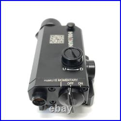 Holosun LS117G Green Collimated Laser Sight with QD Picatinny Rail Mount