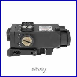 Holosun LS221G&IR Coaxial Green and IR Laser Sight with QD