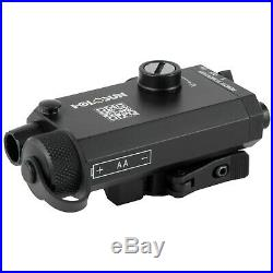 Holosun Laser Sight with Weaver-Style Mount Matte LS117