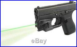 LASERMAX CENTERFIRE Green Laser Light Combo Sight GRIPSENSE 42/43/43X/48 GLOCK