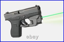 LASERMAX CENTERFIRE Green Laser Light Combo Sight GRIPSENSE 42/43/48 GLOCK