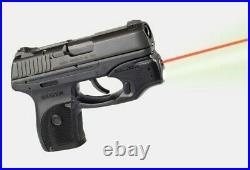 LaserMax Centerfire Green LED Light Red Laser Sight Ruger LC380 LC9S LC9