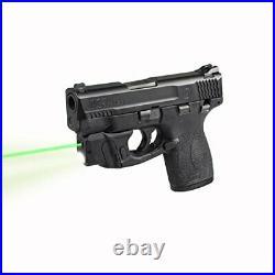 LaserMax Centerfire Green Laser Sight & Light S&W M&P Shield. 45 CF-SHIELD45-C-G