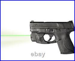 LaserMax Centerfire Green Laser Sight & Light S&W M&P Shield CF-SHIELD-C-G